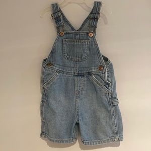 LEVIS Toddler over all Size 24M